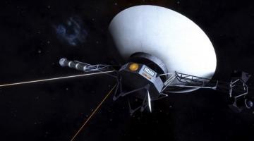 Зонд «Вояджер-2» достиг границы Солнечной системы