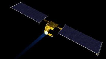 Кинетический удар защитит Землю от столкновения с астероидами