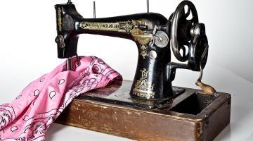 Популярные виды швейных машинок