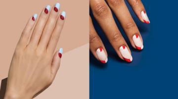 6 шикарных дизайнов ногтей последних трендов