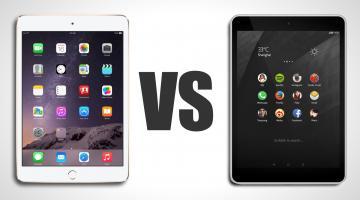 Nokia N1 и Apple mini, чей кунг-фу сильнее?