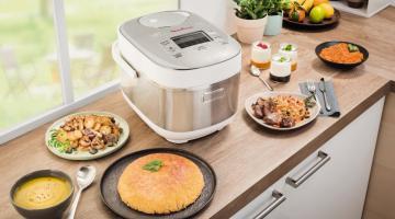 Основные преимущества приготовления еды в мультиварках