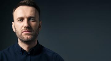 Алексей Навальный вышел на свободу после задержания сроком в 25 суток