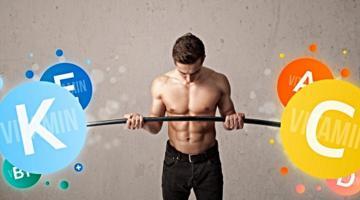 Важные витамины, необходимые для спортсменов