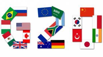 Лидеры G20 по итогам саммита в Гамбурге подвели итоги