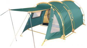 Выбор палатки Tramp