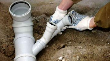 Выбираем качественные трубы для наружной канализации