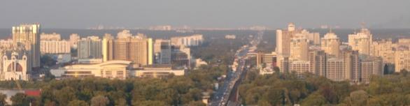 На одному з в'їздів до Києва обмежили рух
