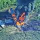 В США взорвался самолет с 16 военными. Все погибли